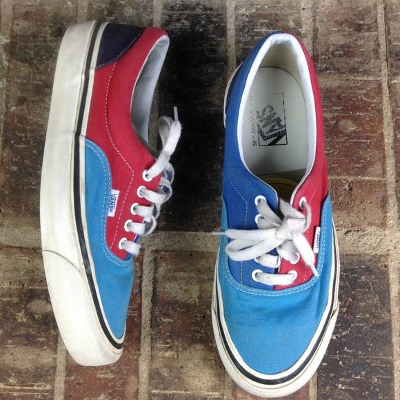 a319644156 Vans Doren 50th Era 95 Reissue Multi Lace Shoes 10.  M 5c3e20a1619745394f70fd45